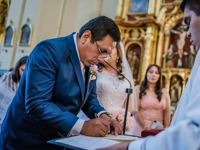 El matrimonio de George y Jessenia en Lima, Lima 70