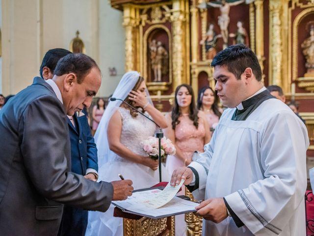 El matrimonio de George y Jessenia en Lima, Lima 72