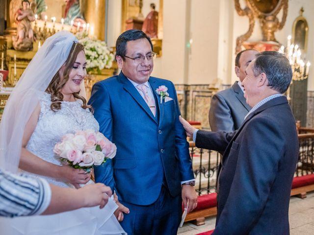 El matrimonio de George y Jessenia en Lima, Lima 73