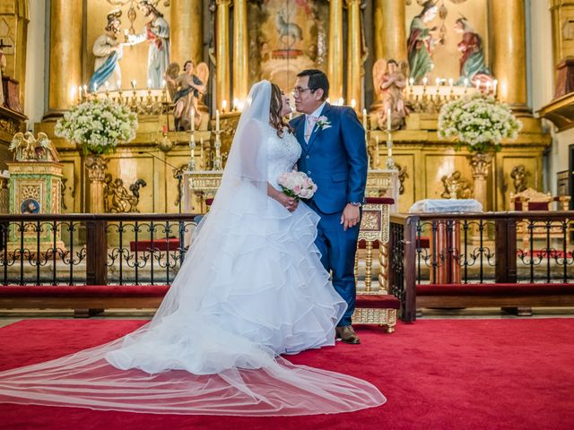 El matrimonio de George y Jessenia en Lima, Lima 74
