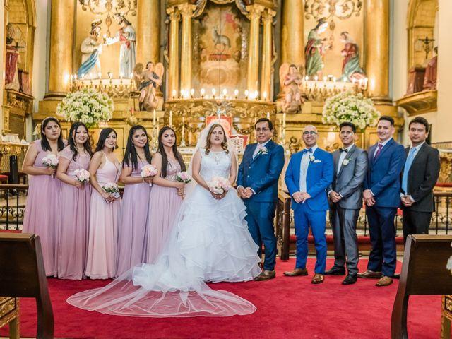 El matrimonio de George y Jessenia en Lima, Lima 77