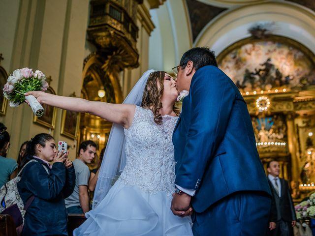 El matrimonio de George y Jessenia en Lima, Lima 80