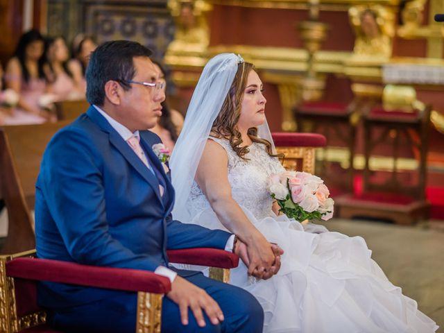 El matrimonio de George y Jessenia en Lima, Lima 82