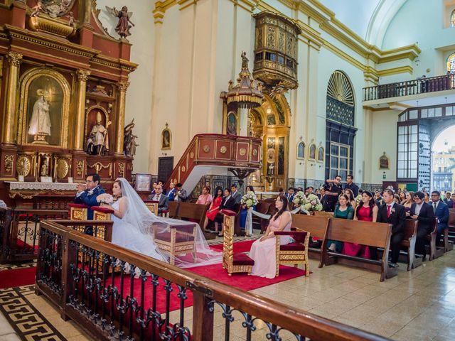 El matrimonio de George y Jessenia en Lima, Lima 83