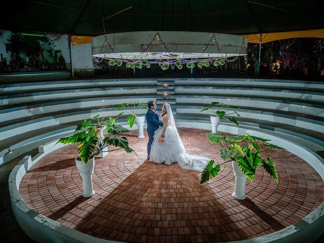 El matrimonio de George y Jessenia en Lima, Lima 86
