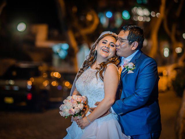 El matrimonio de George y Jessenia en Lima, Lima 88