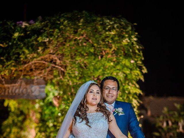 El matrimonio de George y Jessenia en Lima, Lima 93