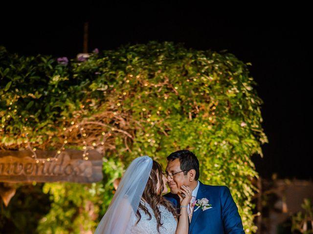 El matrimonio de George y Jessenia en Lima, Lima 94