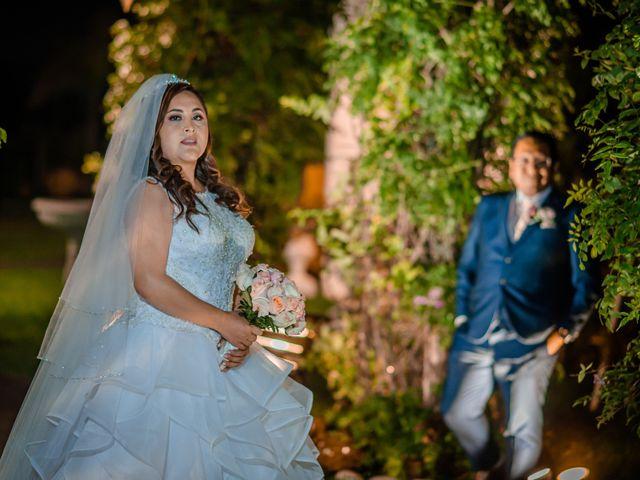 El matrimonio de George y Jessenia en Lima, Lima 95