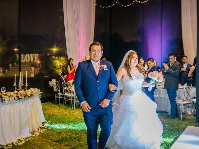 El matrimonio de George y Jessenia en Lima, Lima 97