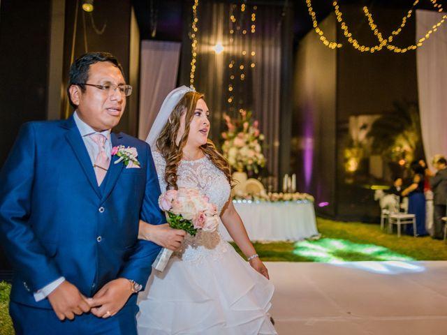 El matrimonio de George y Jessenia en Lima, Lima 98