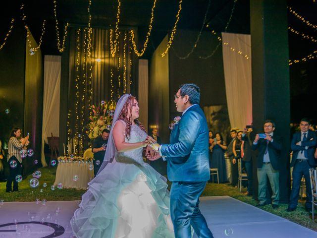 El matrimonio de George y Jessenia en Lima, Lima 99