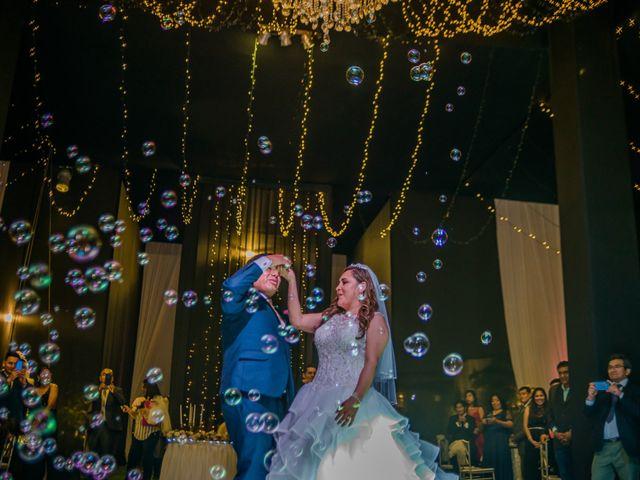 El matrimonio de George y Jessenia en Lima, Lima 100