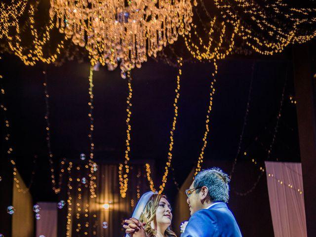 El matrimonio de George y Jessenia en Lima, Lima 101