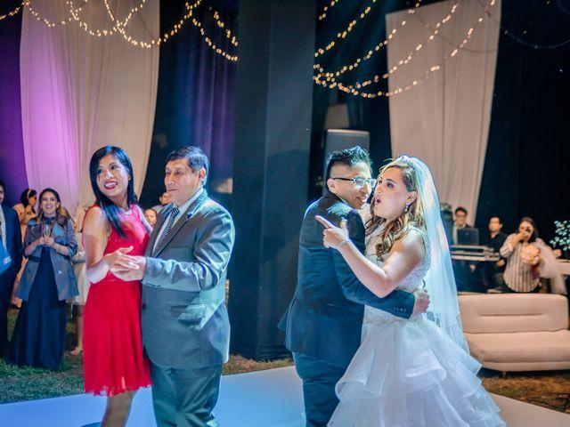 El matrimonio de George y Jessenia en Lima, Lima 102