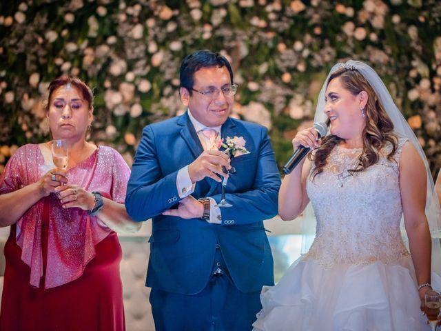 El matrimonio de George y Jessenia en Lima, Lima 103