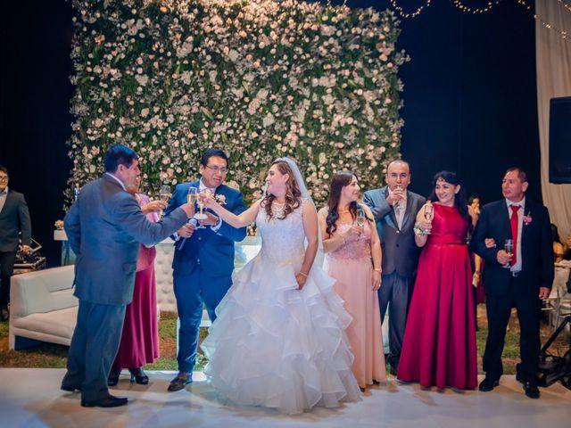 El matrimonio de George y Jessenia en Lima, Lima 105