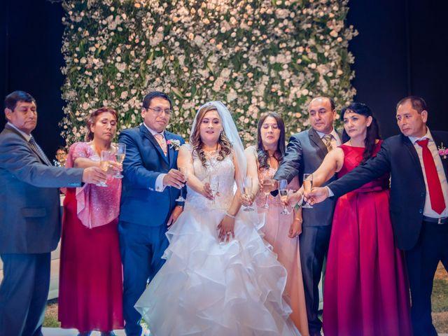 El matrimonio de George y Jessenia en Lima, Lima 106