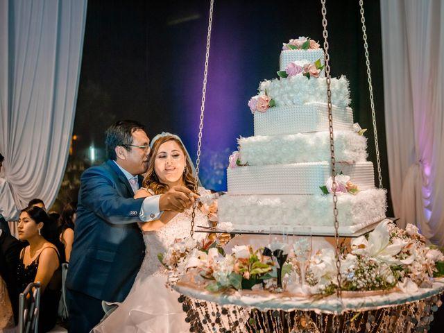 El matrimonio de George y Jessenia en Lima, Lima 110