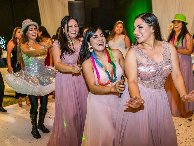 El matrimonio de George y Jessenia en Lima, Lima 111