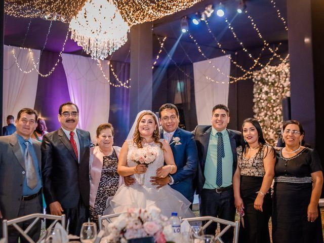 El matrimonio de George y Jessenia en Lima, Lima 112