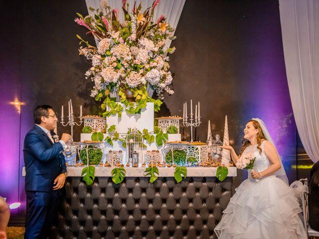 El matrimonio de George y Jessenia en Lima, Lima 114