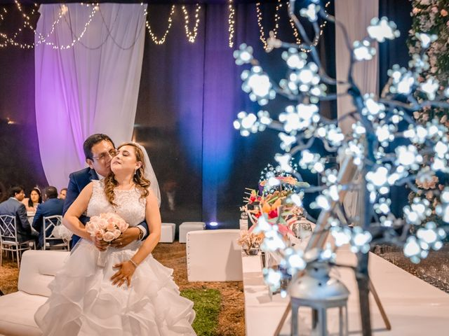 El matrimonio de George y Jessenia en Lima, Lima 115