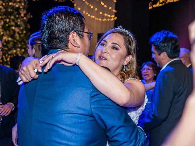 El matrimonio de George y Jessenia en Lima, Lima 116