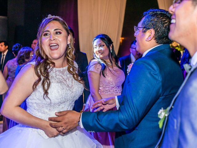 El matrimonio de George y Jessenia en Lima, Lima 117
