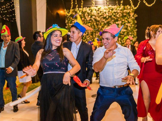 El matrimonio de George y Jessenia en Lima, Lima 118