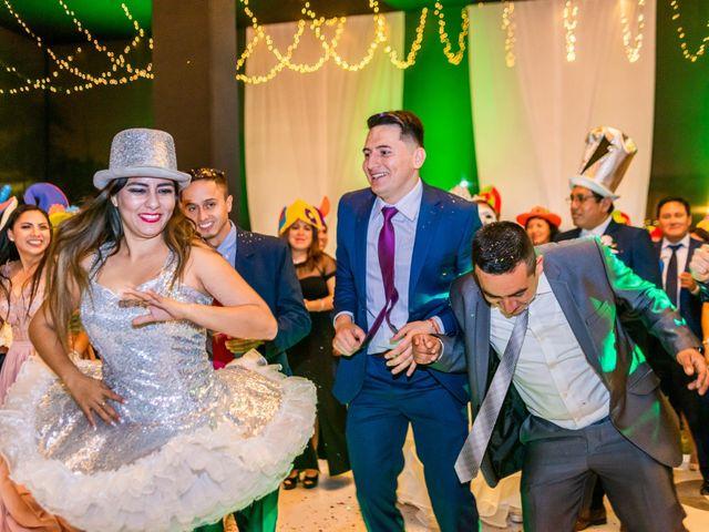 El matrimonio de George y Jessenia en Lima, Lima 120