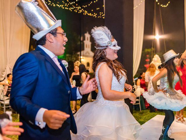 El matrimonio de George y Jessenia en Lima, Lima 121