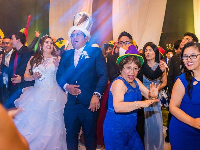 El matrimonio de George y Jessenia en Lima, Lima 123