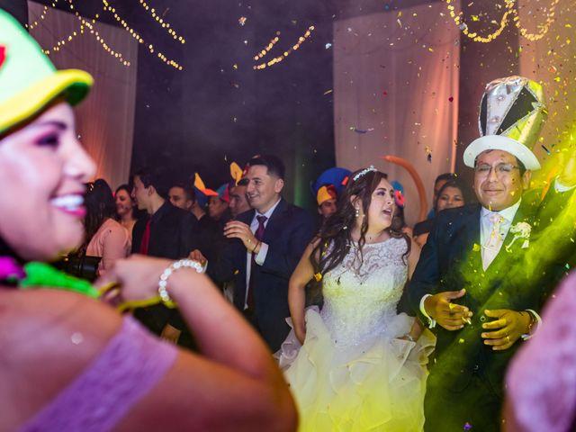 El matrimonio de George y Jessenia en Lima, Lima 124