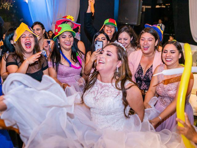 El matrimonio de George y Jessenia en Lima, Lima 125
