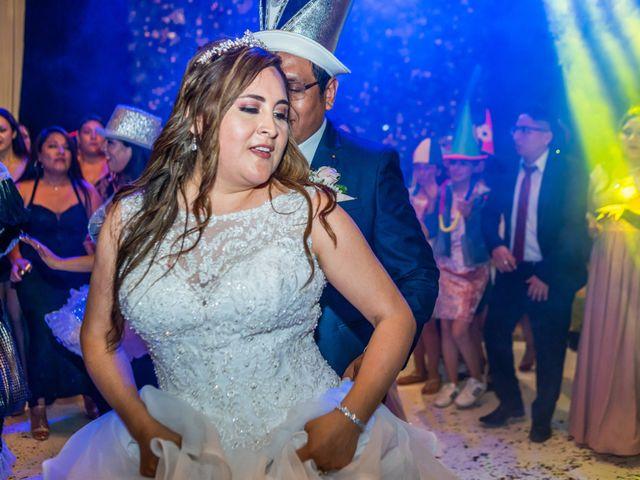 El matrimonio de George y Jessenia en Lima, Lima 126