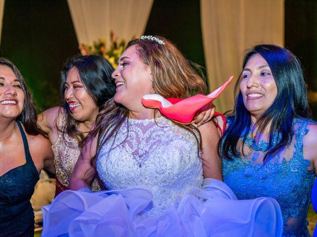 El matrimonio de George y Jessenia en Lima, Lima 127
