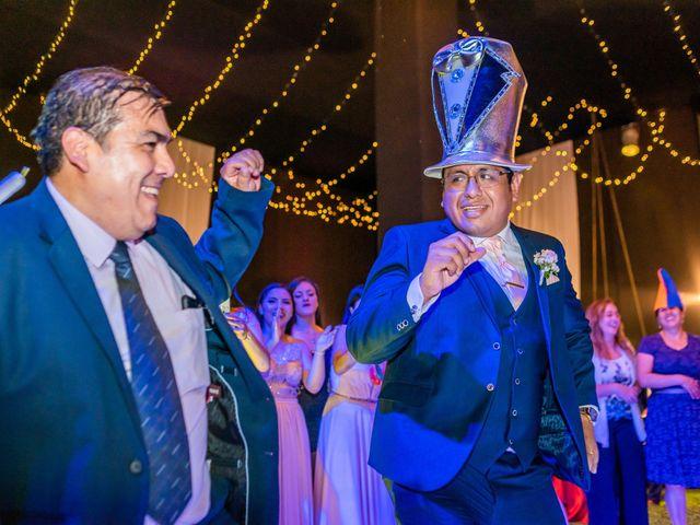 El matrimonio de George y Jessenia en Lima, Lima 128