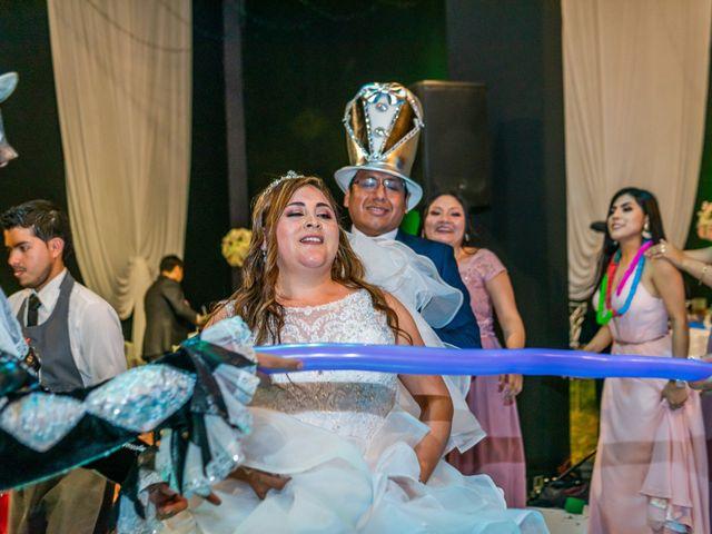 El matrimonio de George y Jessenia en Lima, Lima 132
