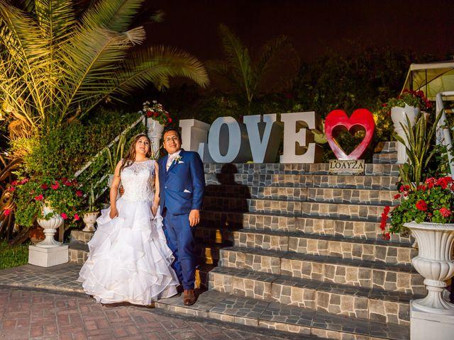 El matrimonio de George y Jessenia en Lima, Lima 133