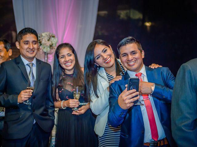 El matrimonio de George y Jessenia en Lima, Lima 135