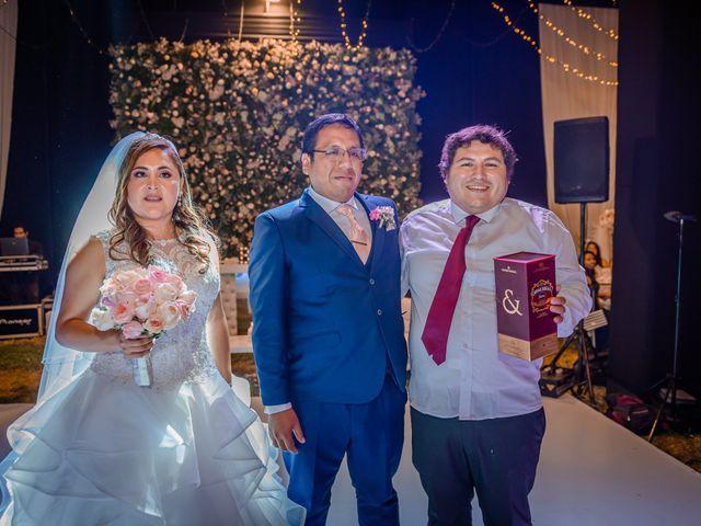 El matrimonio de George y Jessenia en Lima, Lima 138