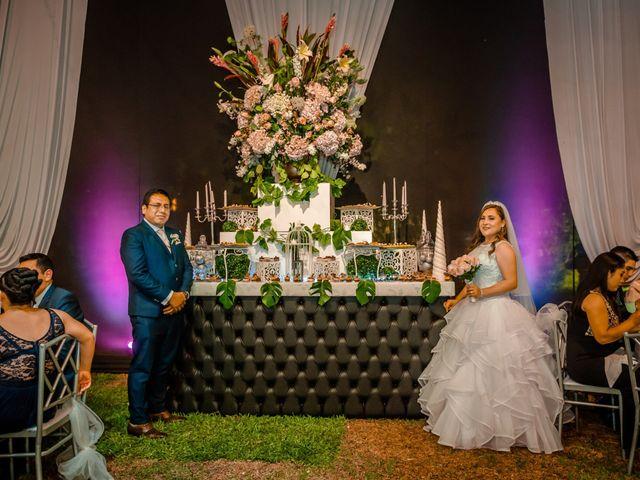 El matrimonio de George y Jessenia en Lima, Lima 142