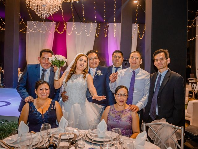 El matrimonio de George y Jessenia en Lima, Lima 143
