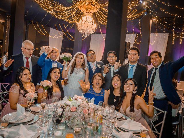 El matrimonio de George y Jessenia en Lima, Lima 144
