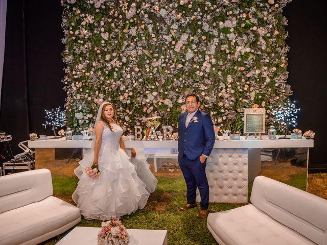 El matrimonio de George y Jessenia en Lima, Lima 145
