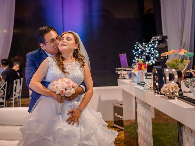 El matrimonio de George y Jessenia en Lima, Lima 146