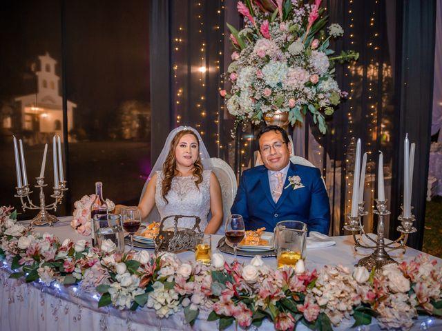 El matrimonio de George y Jessenia en Lima, Lima 147