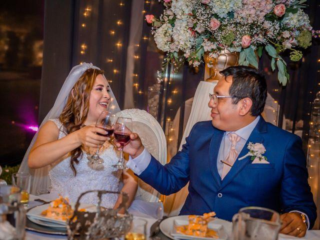 El matrimonio de George y Jessenia en Lima, Lima 148