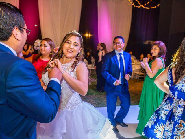 El matrimonio de George y Jessenia en Lima, Lima 149